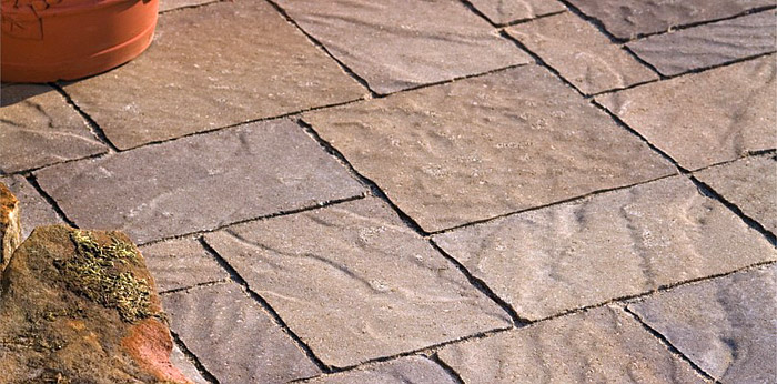 Belgard pavers retaining walls paving stones encinitas for Belgard urbana pavers