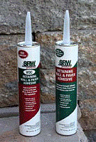 Professional Strength Adhesive For Masonry Concrete Brick Block Pavers And Other Common Landscaping Materials Ideal Wet Or Frozen Surfaces
