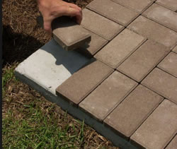 pavers over concrete | vista, oceanside, carlsbad, escondido